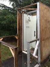 Portable Cubicle Shower Complete Ringwood Maroondah Area Preview