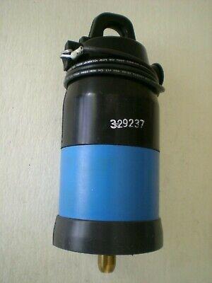 Te Loadbreak Cap 15.2kv-gnd 200a Load Break Insulated Drain Wire Elb-25-200-ic
