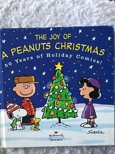 The joy of a peanuts Christmas ( 50 years of holiday comics )