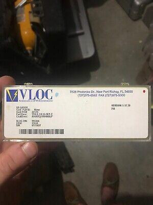 Vloc Ndyag Laser Rod Yr0.8-3.0-55.0fp-c Arar 1064nm New In Box