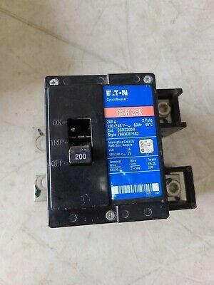 Eaton Csr 25k Csr2200n 200 Amp Main Circuit Breaker 120240v New Open Box