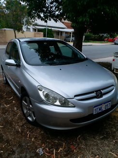 Peugeot 307 XSE 5 Door Hatchback 2004 Bayswater Bayswater Area Preview