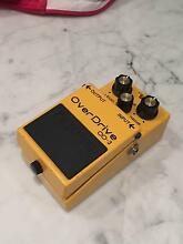Boss OD3 overdrive pedal Newcastle Newcastle Area Preview
