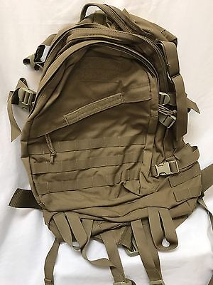 Eagle Industries MOLLE A-III 3 Day Assault Pack Coyote Backpack Corder LE for sale  Woodbridge