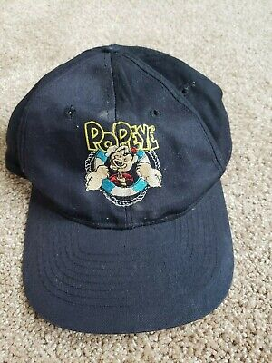 Vintage Popeye The Sailor Man * River Ranch Logo Snapback