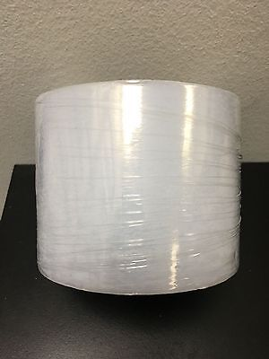 Pallet Wrap Stretch Film Shrink Hand Wrap 1000 1 Roll 4 X 1000ft 85 Gauge