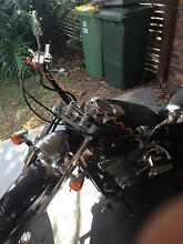 Honda vt400 wanting to sell or swap for old car Eagleby Logan Area Preview