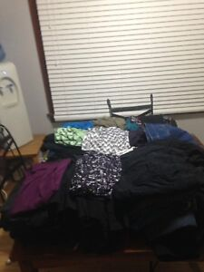 Size 3x-5x women's lot of clothes