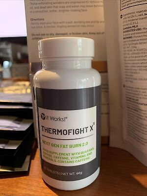 Thermofight Xx It Works! New Unopened 60 Tablets