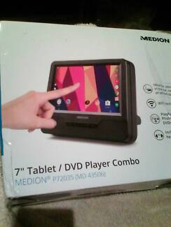 """MEDION 7"""" TABLET/ DVD"""