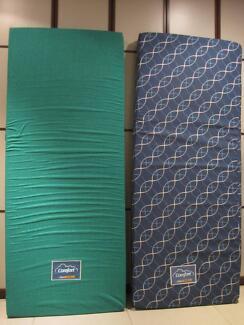Two near new quality foam mattresses, single size Stuart Park Darwin City Preview