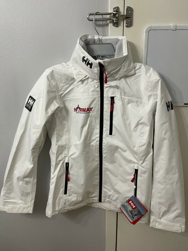 Disney Parks Helly Hansen EPCOT World Showcase Norway Hooded Jacket Size Small