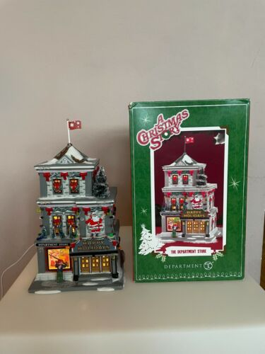 Dept 56 A Christmas Story Department Store