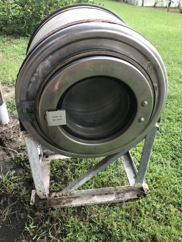 Wascomat W74/ Complete Drum Assembly
