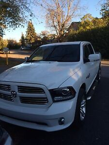 2013 Dodge ram 1500 ( still have warranty)