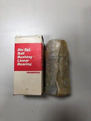 Thomson Industries-ds24 Die Set Ball Bushing Linear Bearing.