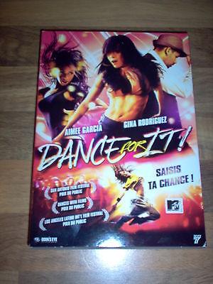 Film DVD Dance For It ! Saisis Ta Chance / Jossara Jinaro & Gina Rodriguez