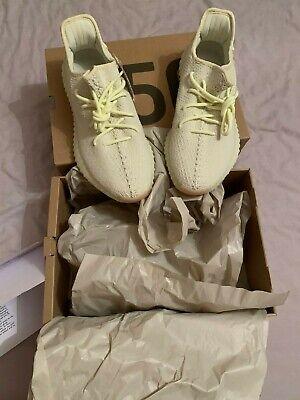 Adidas Yeezy Boost 350 v2 butter size uk9.5 NEW/UNWORN