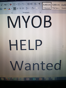 Need help with MYOB assignment Dandenong Greater Dandenong Preview