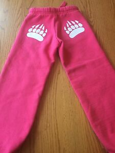 Muskoka bear wear sweat pants