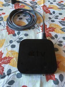 3rd generation Apple TV. No remote
