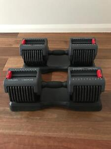 50kg Adjustable Dumbbell Set Highfields Toowoomba Surrounds Preview