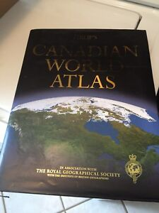 World Atlas book