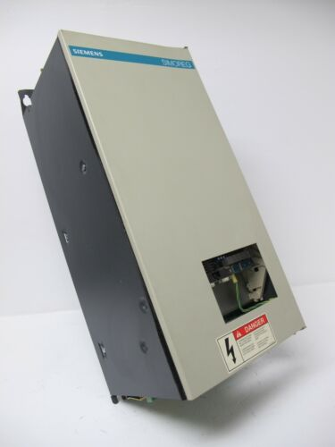 Siemens 6RA2418-2FV62 SIMOREG DC Drive A1-116-250-504 30 Amp Microprocessor
