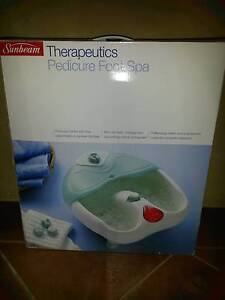 Sunbeam Therapeutics Pedicure Foot Spa Canning Vale Canning Area Preview