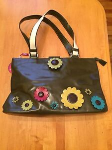 Brand new floral purse!