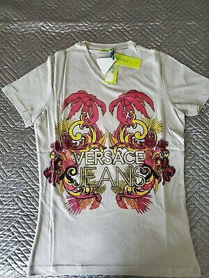Autentic Versace Jeans T-shirt size XL,Slim