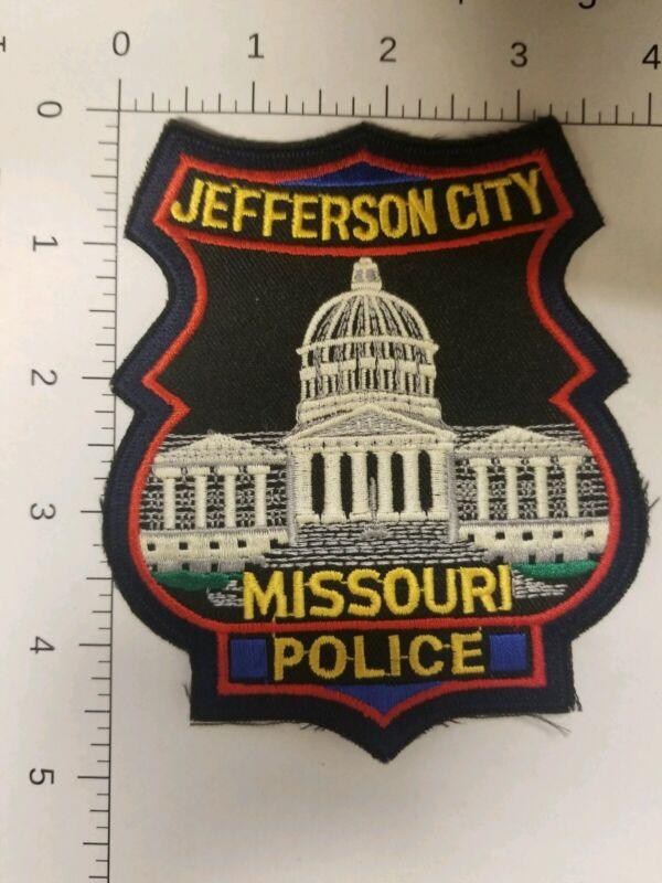 Jefferson City, Missouri Police Patch