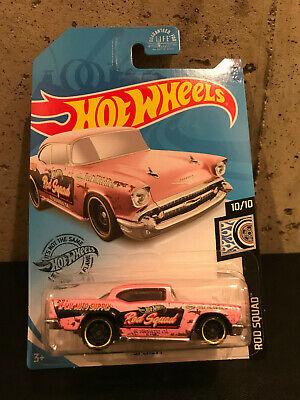 2020 Hot Wheels K Case '57 Chevy #180