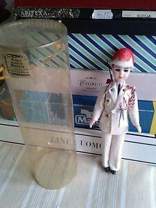 Bambola-ricordo-di-Monaco-con-confezione-vintage-anni-1970-Doll-Poupee