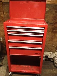Tool chest for sale asking 80$ firm