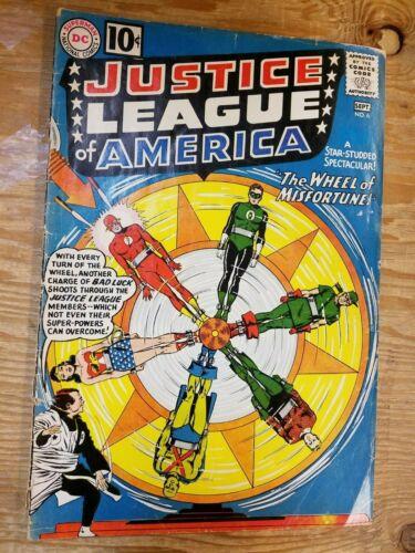 Justice League of America #6