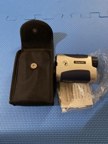 nib vpro x7 golf rangefinder 6x laser
