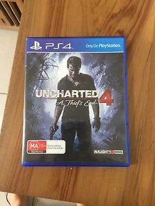 Ps4 uncharted 4 thief end Darwin CBD Darwin City Preview