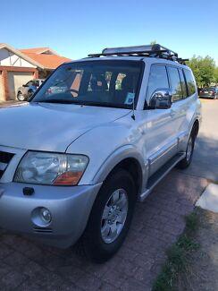 2003 Mitsubishi Pajero exceed  Craigieburn Hume Area Preview