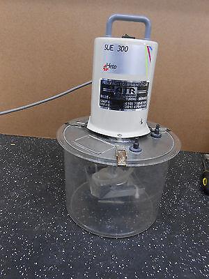Used Heto Holten Sue 300q Recirculating Water Jet Pump Mixer