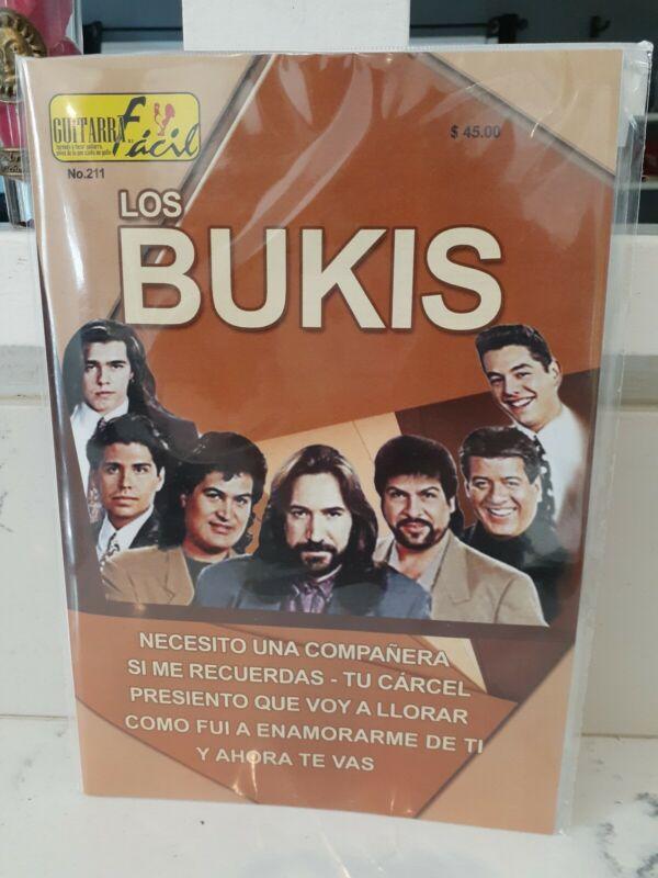 GUITARA FACIL NO.211 LOS BUKIS