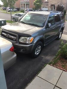 2006 TOYOTA SEQUOIA LIMITED $9000