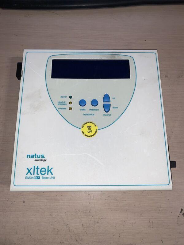 Natus 10395 Xltek Sleep EEG Breakout box