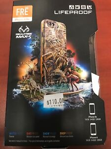 IPhone 6/6s Lifeproof case - brand new in box