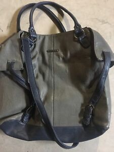 Tim & Leslie Diaper Bag
