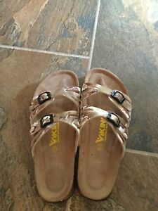 Ladies Viking Sandals
