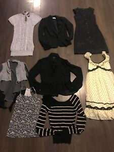 LOT XS VERY CUTE DRESSY CLOTHES