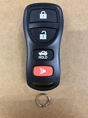 New 4 Button Keyless Entry Remote Fob For Nissan Infiniti 28268-ZB700 KBRASTU15