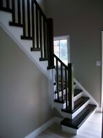 Staircase and Railings Parts and Installation