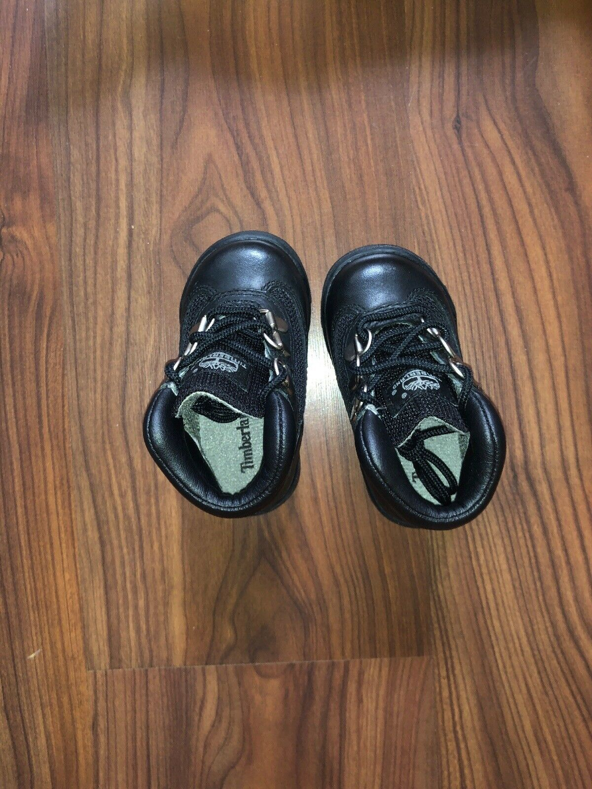 Timberland Toddlers Field Boots - Color Black- Size 5